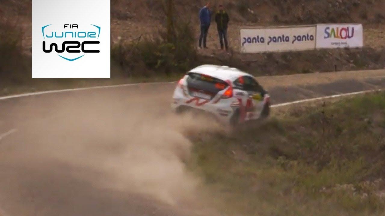 FIA Junior WRC - RallyRACC 2017: JWRC Highlights Saturday