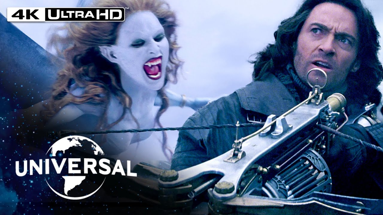 Van Helsing | Fighting Dracula's Brides in 4K HDR