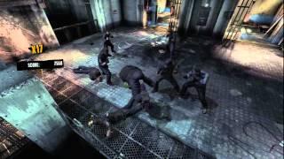Batman Arkham Asylum Joker Challenge - Maximum Punishment