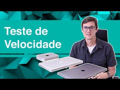 Macbook Pro vs Mac Mini: Teste de Velocidade