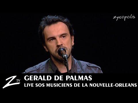 Gérald De Palmas - Tomber - Sur La Route - LIVE HD