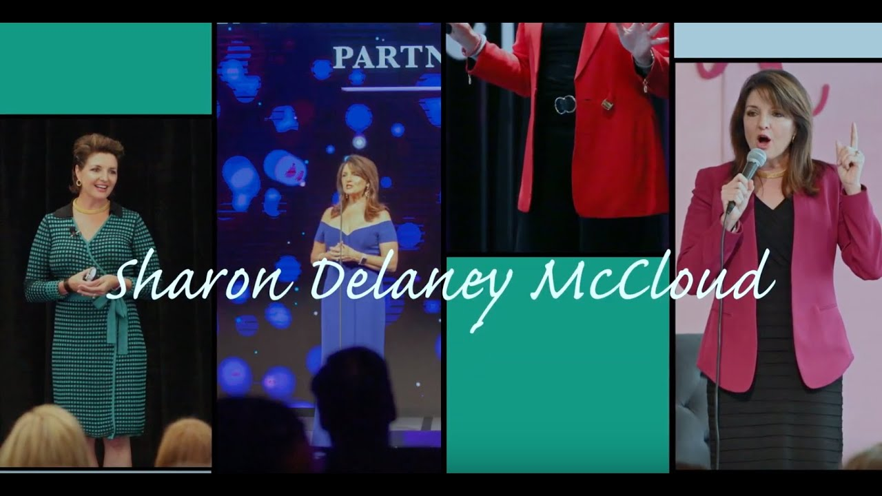 Sharon Delaney McCloud Speaker Demo Reel 2020