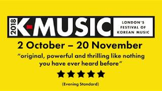 The K-Music Festival 2018 at Southbank Centre