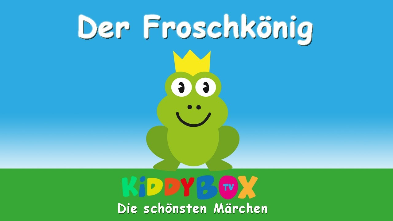 Der Froschkönig Stream