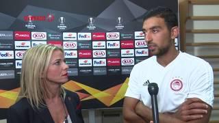 Ο Αχμέντ Χασάν στο Olympiacos TV! / Ahmed Hassan on Olympiacos TV! thumbnail