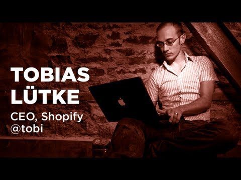 Tobi Lutke - Founder & CEO of Shopify on future of retail