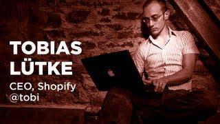 Tobi Lutke - Founder & CEO of Shopify on future of retail