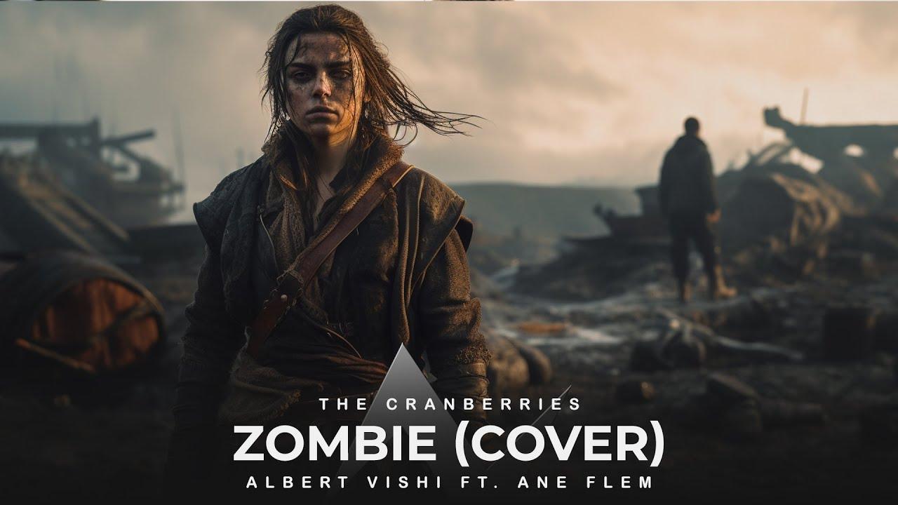 Alan Walker Style , Albert Vishi ft. Ane Flem - Zombie (The Cranberries Cover)