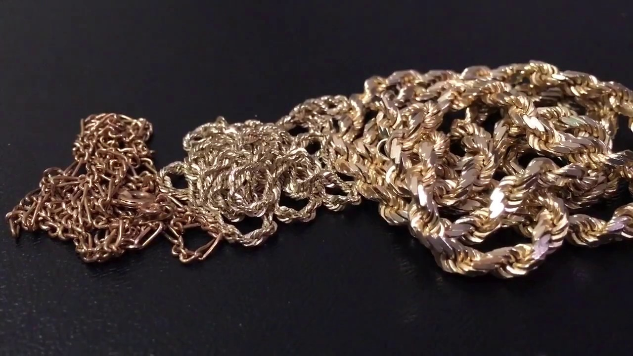 Why you should not buy or wear a fake gold chain. - YouTube 99d9fc0a8c25