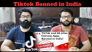 TikTok And 58 Other Chinese Apps Banned In India   Current Affairs   Pakistan Reactions