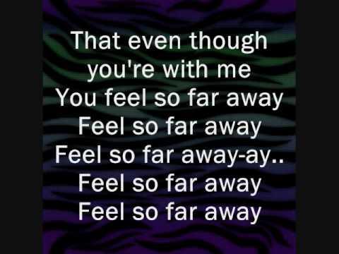 Jay Sean Ft. Keisha Bunchanan - Far Away (Lyrics)