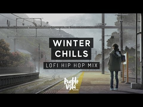 Winter Chill ❄️ [ Lofi Hip Hop / Chillhop Mix ]