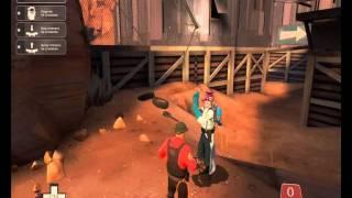Team Fortress 2 убивающие насмешки