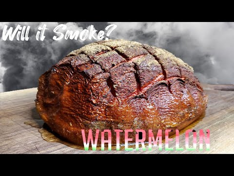 Will It Smoke? Episode 1: Watermelon