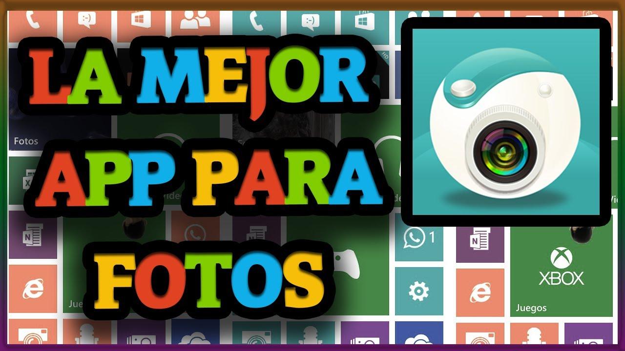 Camera360 la mejor app para editar y tomar fotos - Para disenar fotos ...