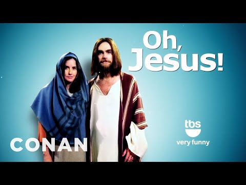 Scraps: Jesus Christ's Married Life Revealed In Rare Footage