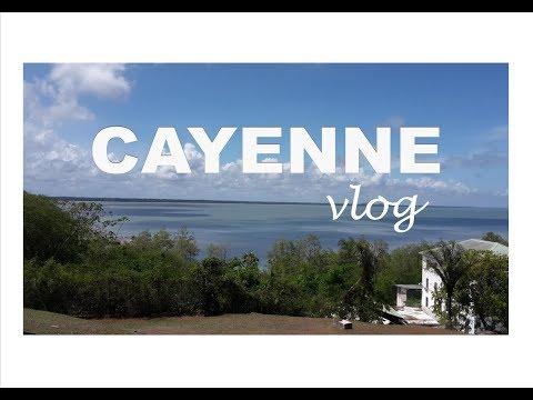 VIVRE LA VIE   Cayenne, Guyane: Travel Vlog #1