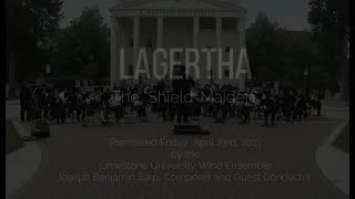"LAGERTHA - The ""Shield-Maiden"" Premiere Performance"