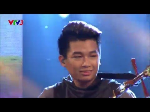 Faded - Nova - Spectre Vietnam's Got Talent 2016 cover Đàn Nguyệt - Trung Lương
