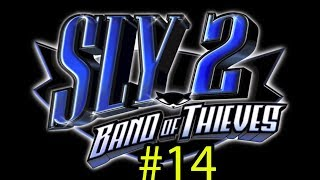 Sly 2 Band of Thieves Part 8