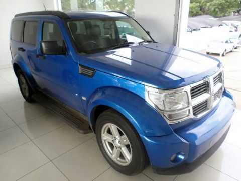 2009 dodge nitro 2 8 crd sxt 5dr auto for sale on auto trader south africa youtube. Black Bedroom Furniture Sets. Home Design Ideas