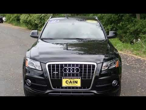 Used 2012 Audi Q5 North Canton OH Akron, OH #B550219-1