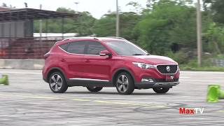 Test Drive : MG ZS 1.5X (Test Drive) Ep.3 By MaxTV / 19 May 2018