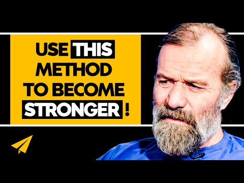 How to Never Get Sick Again – The WIM HOF Method