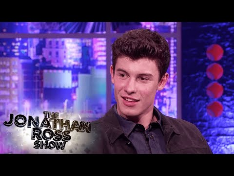 Thumbnail: Shawn Mendes Faces His Greatest Fear! YOUTUBE EXCLUSIVE - The Jonathan Ross Show