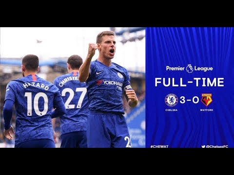 Download Chelsea vs Watford 3-0 Highlights & Goals 05-05-2019 HD