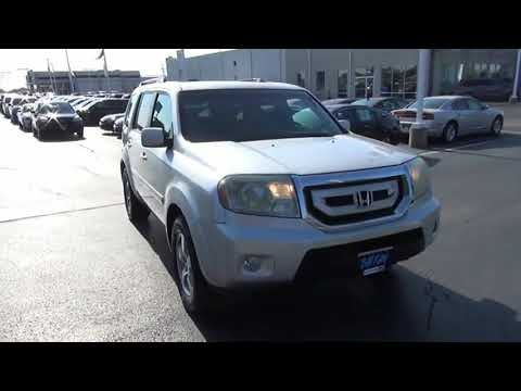 2009 Honda Pilot EX UsedNew or Used H19742A