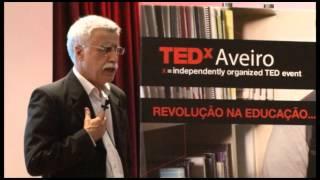 Mitos, utopias e moscas: José Pacheco @TEDxAveiroED