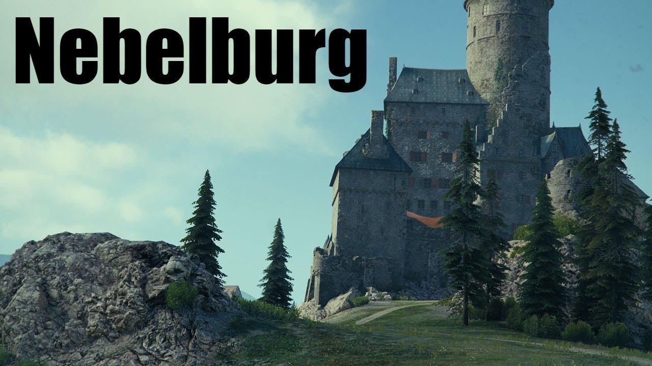 Mapy w 1.0 – Nebelburg