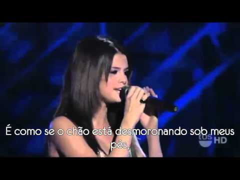 Selena Gomez & The Scene - A Year Without Rain - Live (Legendado)