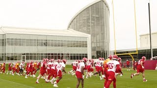 Five Observations from Chiefs Minicamp