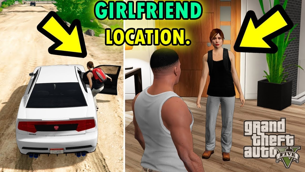 How To: Get A Girlfriend In 6 Easy Steps - GTA V Edition