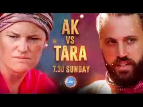 Australian Survivor E12 promo: AK Vs. Tara