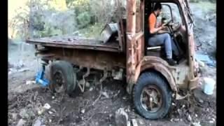 Misión Imposible, Reconstruyen un Camion de la Basura