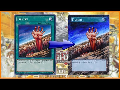 YUGIOH EXTENDED FULL ART | Speedart