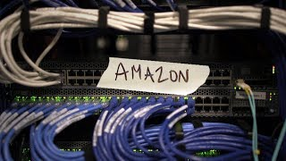 Without Amazon, most of the internet disappears