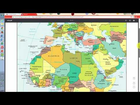 CIA World Factbook for Country Information