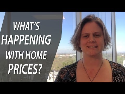 Southern California Real Estate: What's Happening with Home Prices?