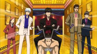 Let's Party! Hijikata XD
