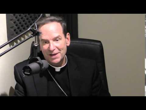 """""""Carolina Catholic"""" interviews Bishop Burbidge"""