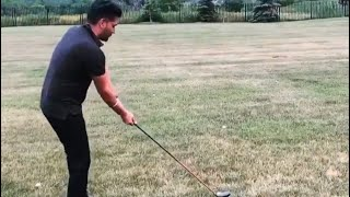 Guru Randhawa Golf Time Toronto