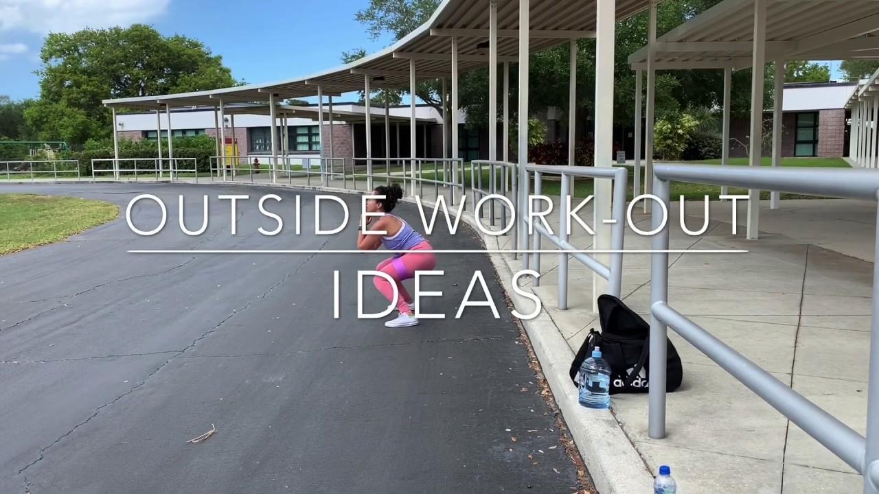 Coronavirus/quarantine Outside banded workout Ideas