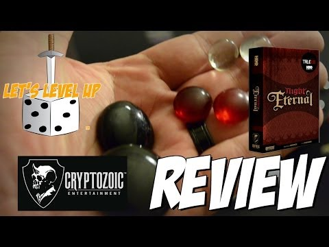 Night Eternal by Cryptozoic Entertainment Review