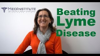 Kim on Lyme Treatment @ MedInstitute