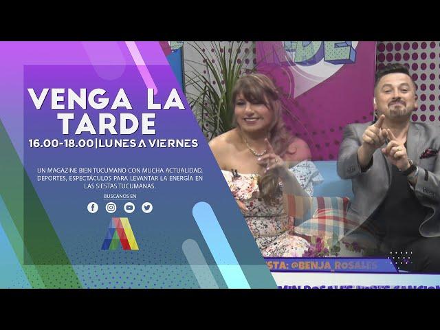 VENGA LA TARDE - AMÉRICA TUCUMÁN 15/06/2021