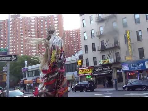 Huge Performance By African-Tango Actors At Chashama Art Studio Program Harlem--Republic Reporters.